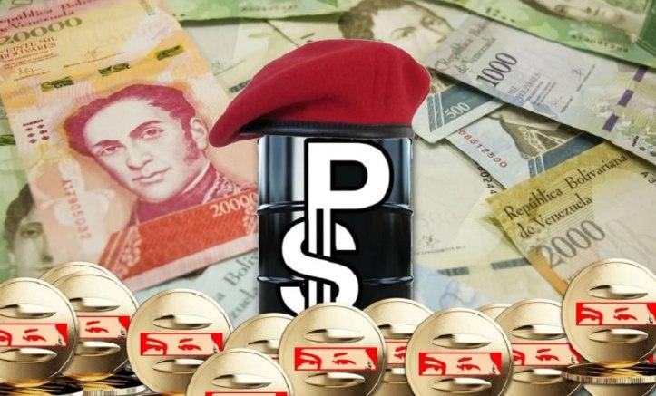 PetroCoin atrae inversores