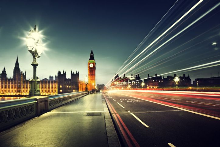 32333906 - big ben from westminster bridge, london