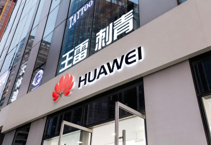 Huawei China Mazro 2018