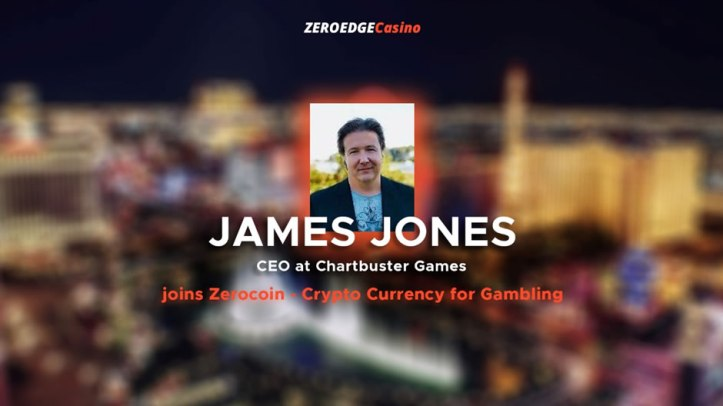 James Jones ZeroEdge Casino