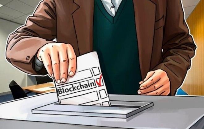 Sierra Leona Votacion Blockchain