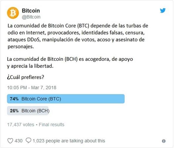 Twett Bitcoin