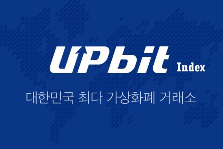 Upbit lanza índice de Criptomonedas