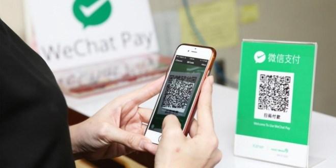 WeChat China Pagos