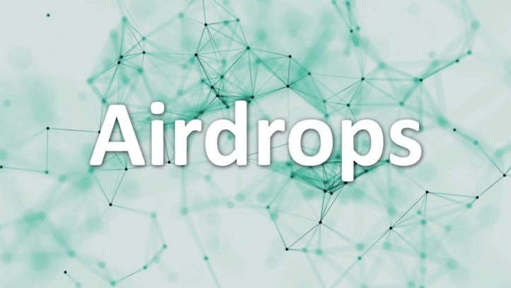Airdrops Crypto
