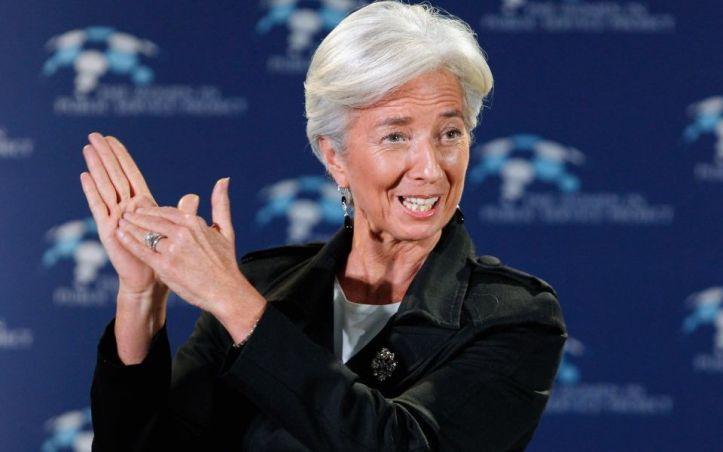 Christine Lagarde - FMI - Criptomonedas