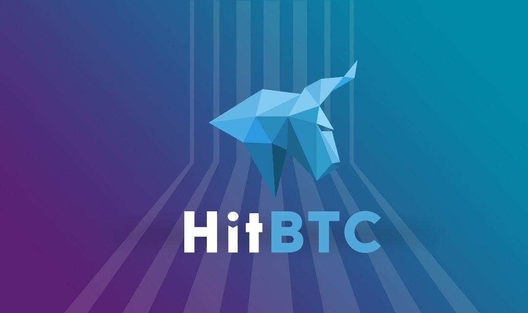 HitBTC, uno de los 10 exchanges de criptomonedas / activos digitales más grande del mundo
