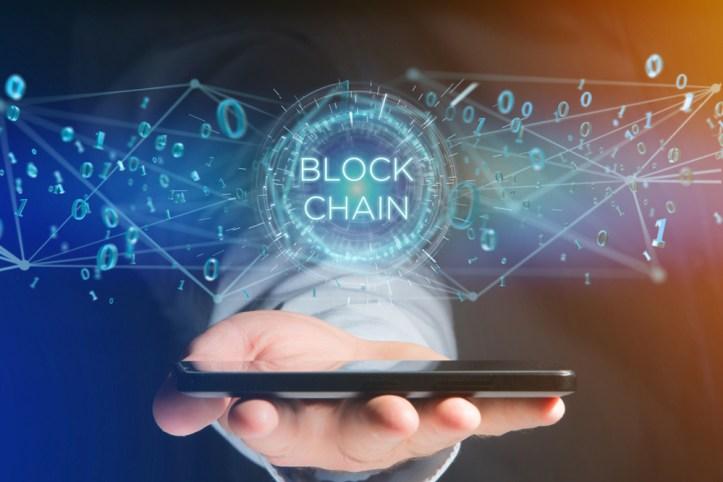 Amazon Microsoft Blockchain