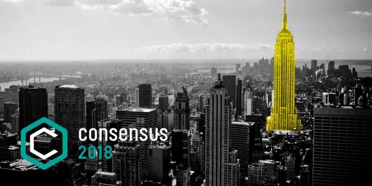 Consensus 2018 - New York - 2