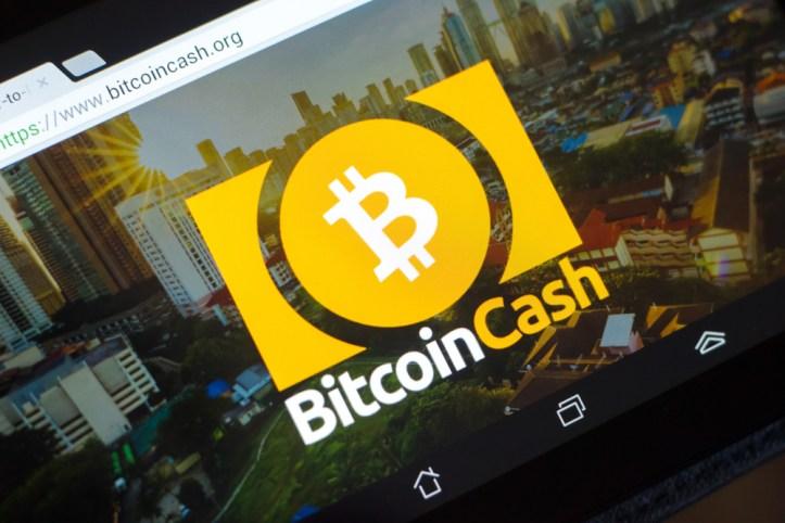 Criptomoneda Bitcoin Cash - 290518