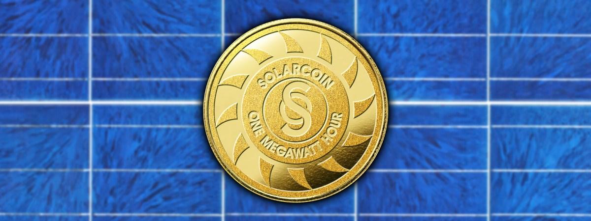 El Token del día 21/05: SolarCoin