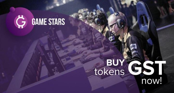 Game Stars - Venta Tokens