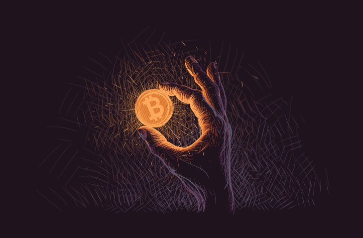 Rastrear Bitcoins contaminados