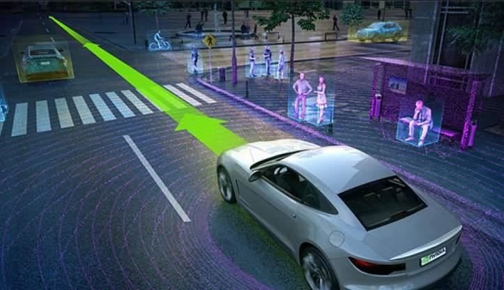 Vehiculos Autonomos - Inteligencia Artificial