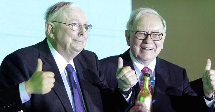 Warren Buffett Charlie Munger Criptomonedas