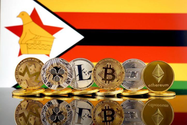 Zimbabwe Criptomonedas