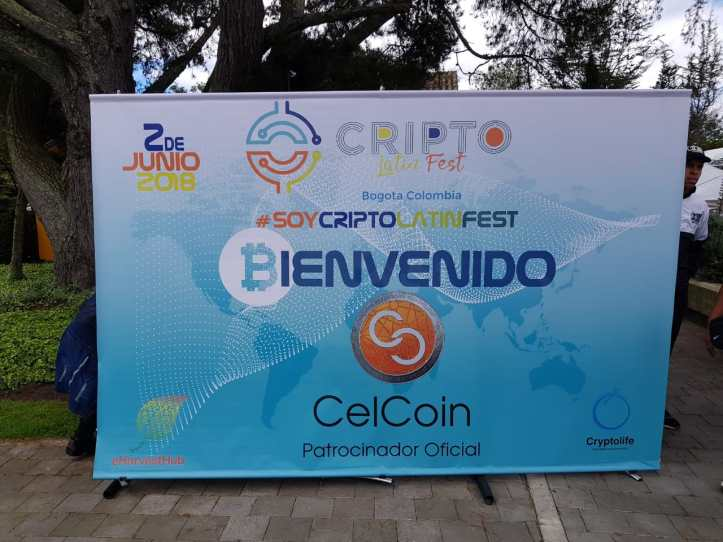 Cripto Latin Fest Bogota