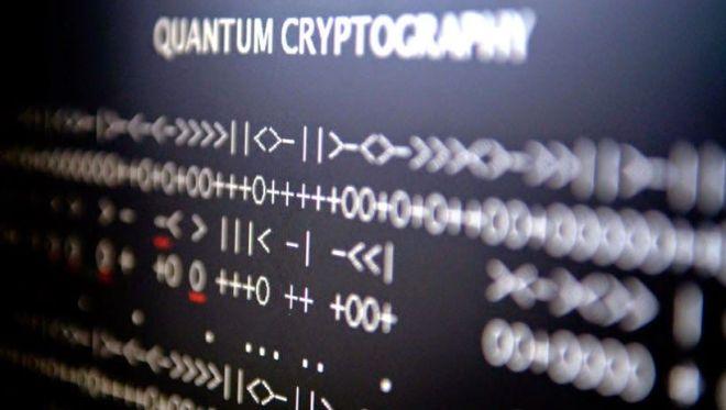 Criptografia Cuantica