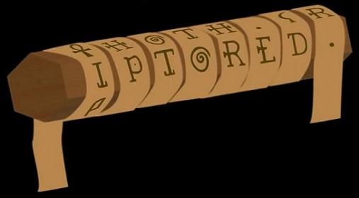 Criptografia - Escitala