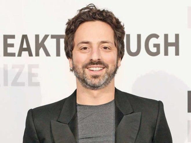 Sergey Brin Ethereum