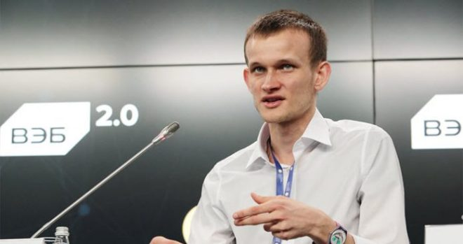 Vitalik Buterin Influyente Blockchain
