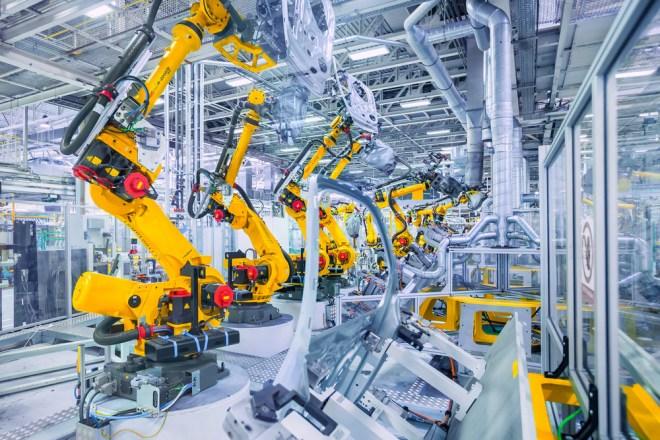 Automatizacion de las Industrias
