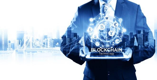 Blockchain Nouriel Roubini