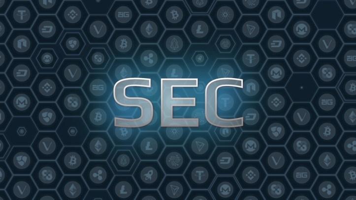 Criptomonedas SEC