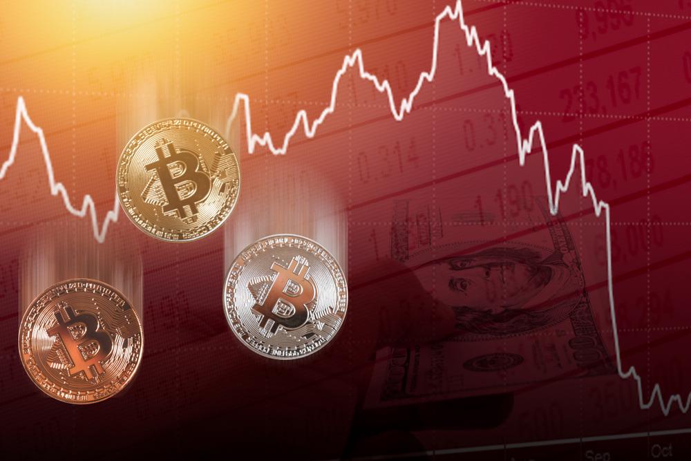 Alerta máxima: El mercado de las criptomonedas se hunde