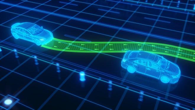 Inteligencia Artificial Maneja Autos-2