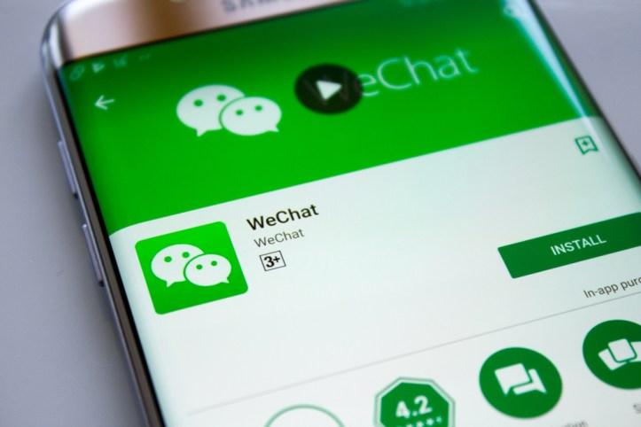 WeChat - Blockchain