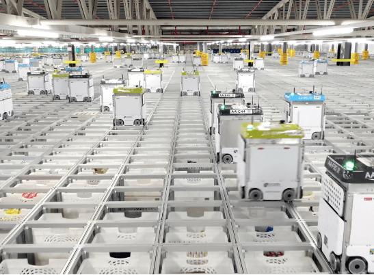 Inteligencia Artificial en los almacenes