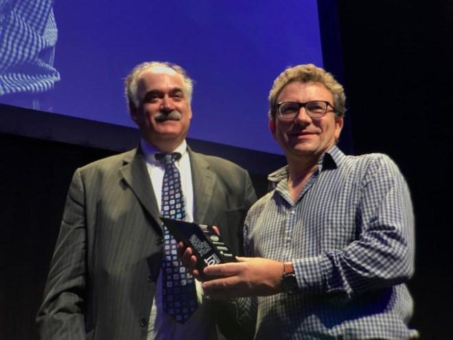 Entrega de premios IOTSWC - Intel