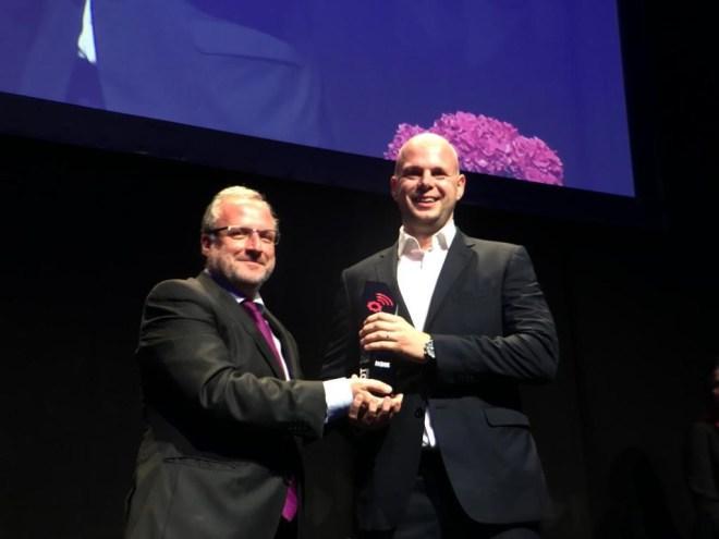 Entrega de premios IOTSWC - Nokia