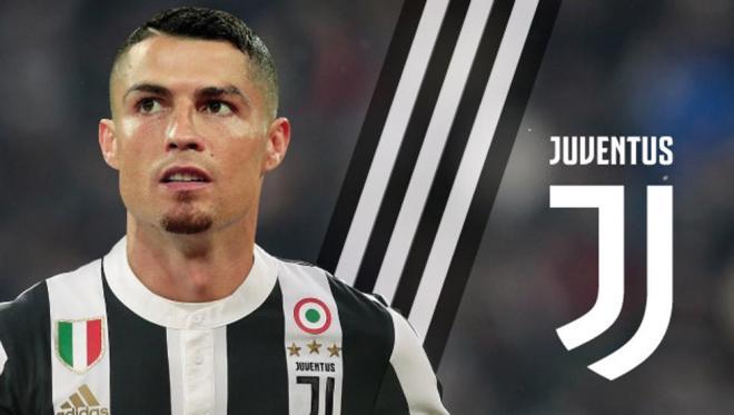 Cristiano Ronaldo Juventus Bitcoin