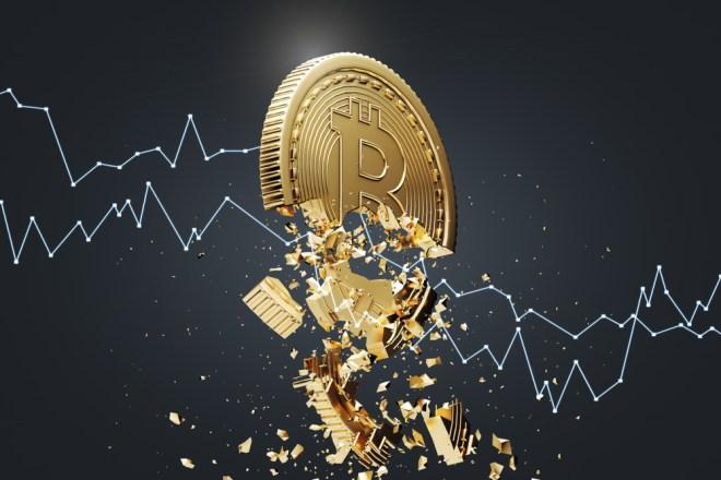 Desplome del Bitcoin Noviembre 2018 BTC 2