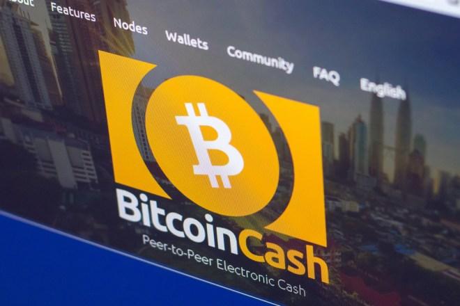 Hard Fork Bitcoin Cash
