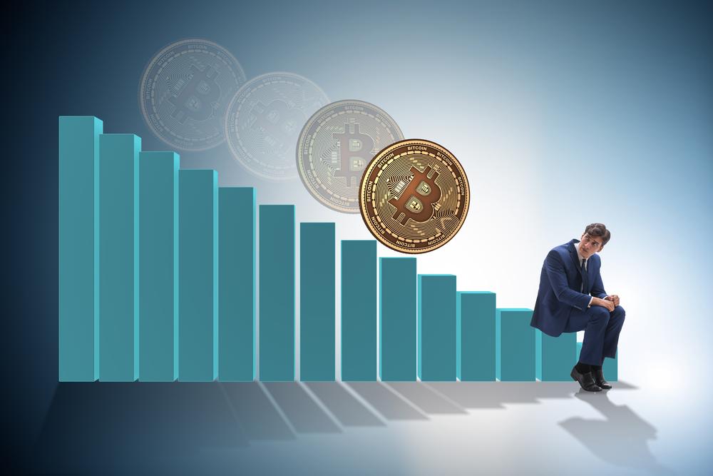 $83 Millones movidos por una ballena presumen un adelanto a la caída del precio de Bitcoin