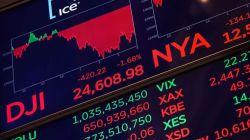 Wall Street repuntó este viernes, pero la semana cerró con tendencia bajista