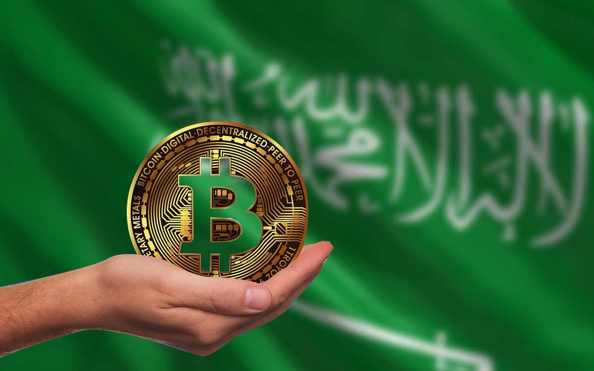 arabia saudita bitcoin