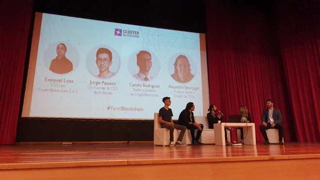 Panel sobre Smart Cities en la Jornada Blockchain en Córdoba