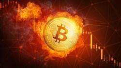 El precio del Bitcoin continúa bajista