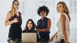 Emprendimiento de Mujeres con Fintech