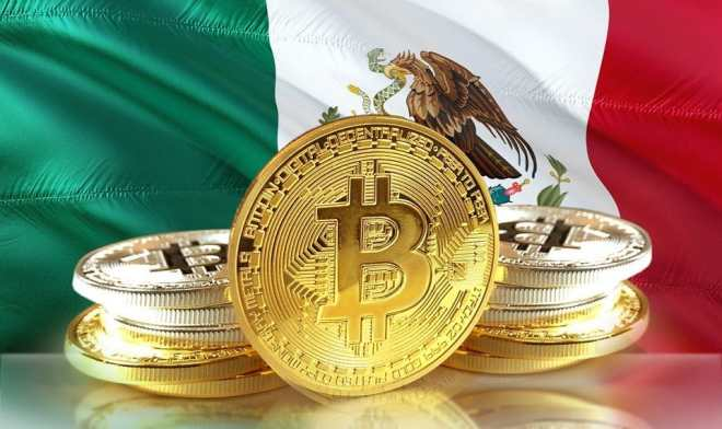 México un país donde crece el uso de las Criptomonedas, en especial el Bitcoin