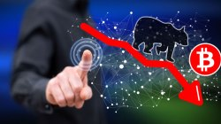 La caída de precios de Bitcoin ¿influenciada por ballenas crypto?