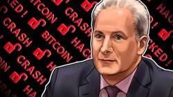 Bitcoin no hace milagros: Schiff pierde su dinero