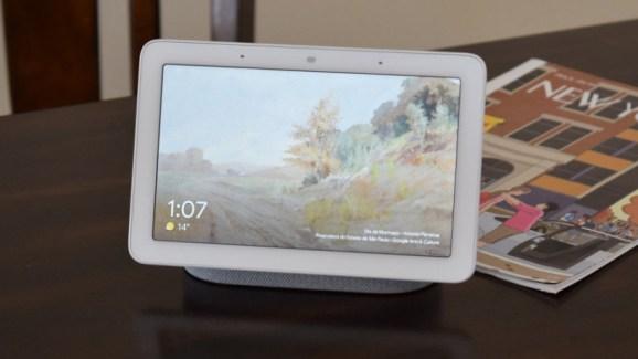Internet de las Cosas: Dispositivo Smart Displays
