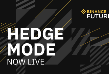"Binance Futures lanza el ""Hedge Mode"""