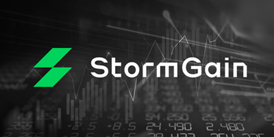 StormGain, broker para invertir en criptomonedas