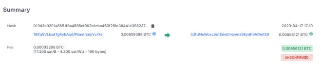 Un resumen de la información en la Blockchain nos muestra si los pagos con Bitcoin son realmente anónimos